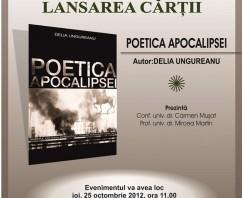 Caravana Cărții Științifice ajunge la Facultatea de Litere
