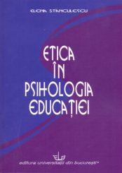 etica in psihologia educatiei