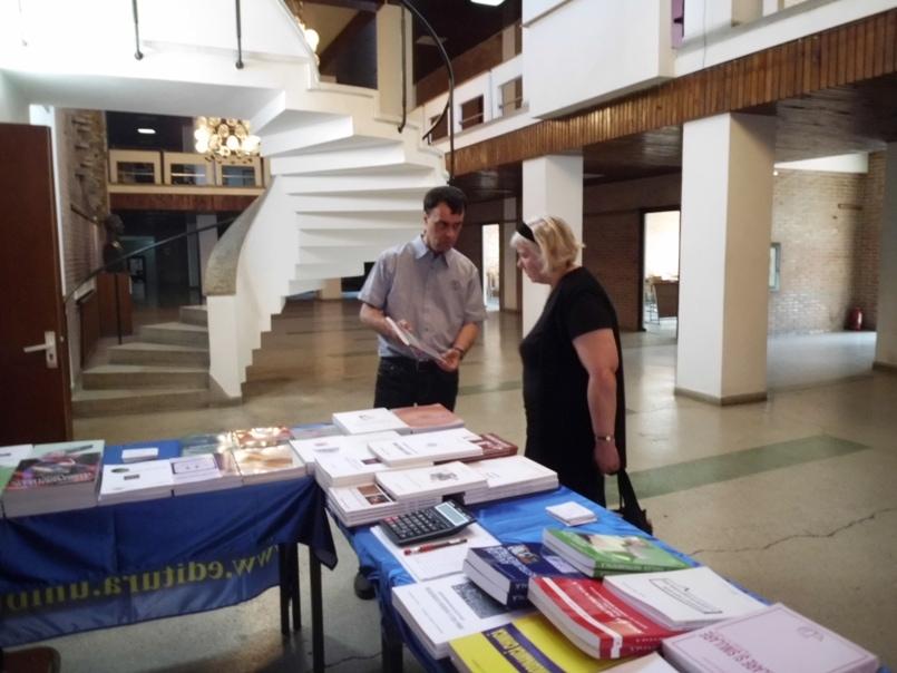 Caravana Cărții Științifice – Facultatea de Fizică