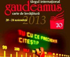 Caravana EUB, 5 zile la Gaudeamus