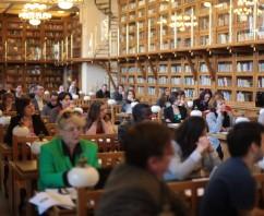 Mărțișoare interdisciplinare: caravana EUB la Litere și Limbi Străine