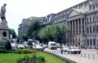 Caravana EUB, la statui – 150 de ani de existență a Universității din București