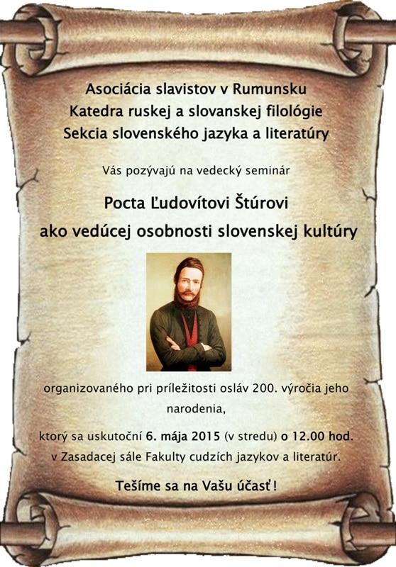 Caravana EUB, eveniment la Slovacă