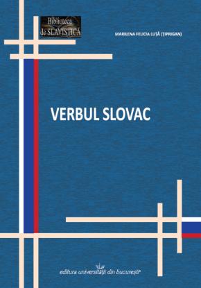 coperta site Verbul Slovac