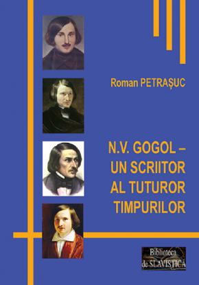 Coperta_RPetrasuc_GOGOL