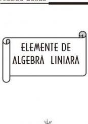 elemente-de-algebra-liniara