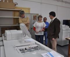 Editura Universității din București a inaugurat noua linie tipografică