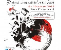 Târgul internațional de carte LIBREX, Iași 2013