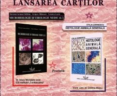 Caravana Cărții Științifice ajunge la Facultățile de Matematică-Informatică și la Facultatea de Biologie