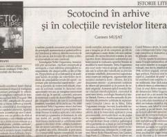 Caravana Cărții Științifice – Facultatea de Litere