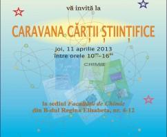 La Chimie, Caravana EUB aduce lucrări de ultimă generație