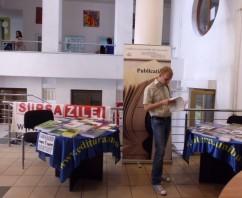 Caravana Cărții Științifice – Facultatea de Sociologie și Asistență Socială