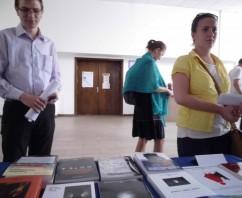 Caravana Cărții Științifice – Facultatea de Psihologie și Științele Educației