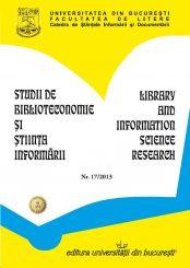 biblioteconomie