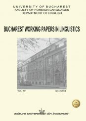 bucharest working papers