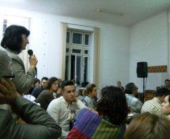 Galerie foto lansare – Scrisori pentru Antoaneta/Scrisori de la Antoaneta