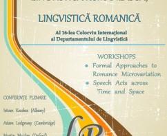 Caravana EUB, la colocviul de lingvistică