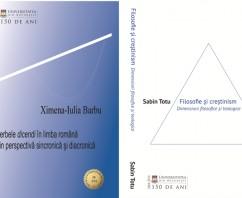 Premii ale Academiei Române pentru două cărţi apărute la EUB