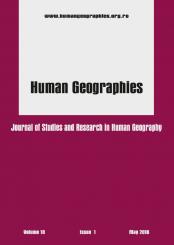 Coperta B5 Human Geographie 10.1 may 2016