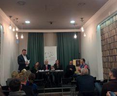 Lansare de carte EUB, la o jumătate de mileniu după Machiavelli