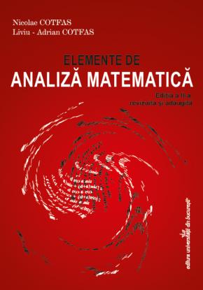 cotfas nicolae elemente de analiza matematica