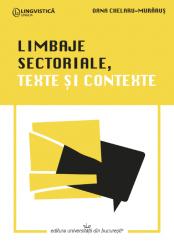 Copertă site Limbaje sectoriale - Oana Chelaru Murăruș