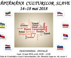 """Caravana EUB la deschiderea oficială a """"Săptămânii culturilor slave"""""""