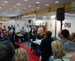 Caravana EUB, lansări de carte la Gaudeamus 2019